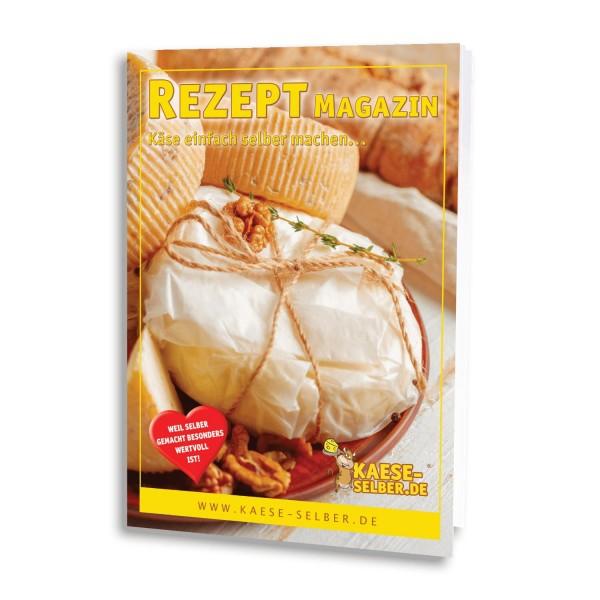 Rezeptmagazin 40 Seiten DIN A4