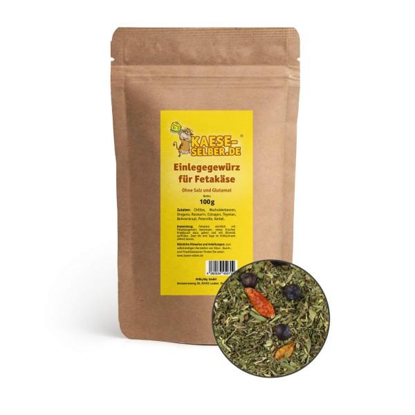 Einlegegewürz für Fetakäse 100 g