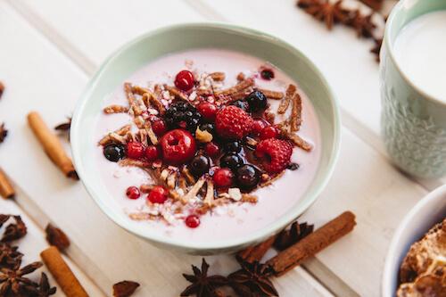 Fruchtjoghurt selber machen