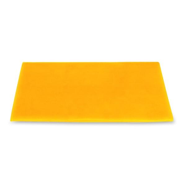 Käse - Wachs Platte Gelb ca. 1,4 kg