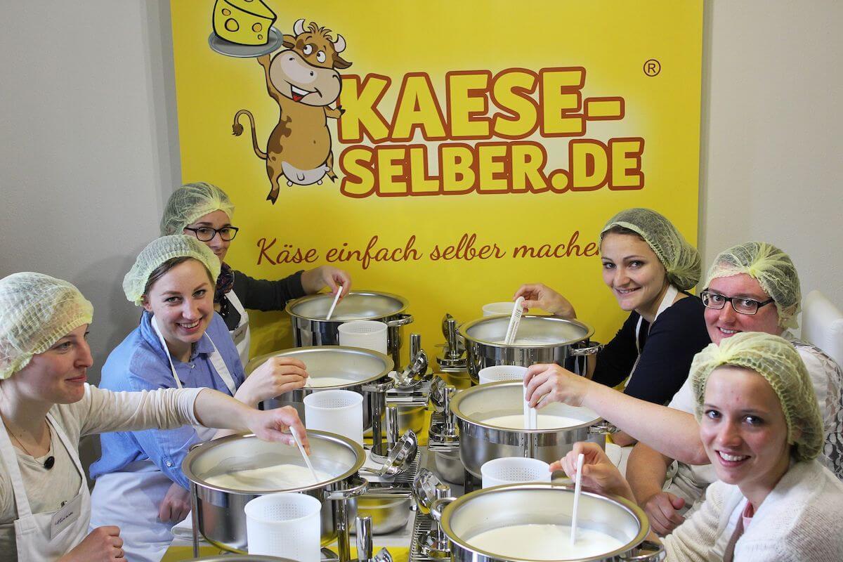 Käseseminar in Lauben