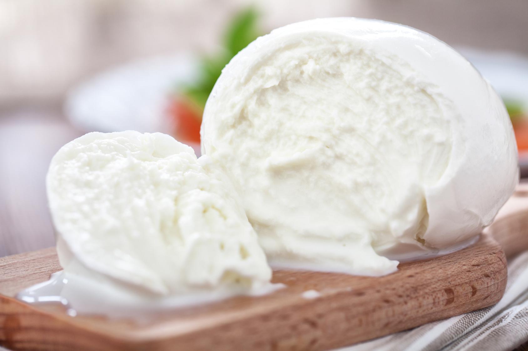 käse selber machen - mozzarella | rezepte | www.kaese-selber.de