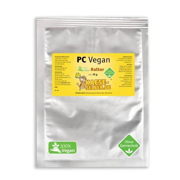 PC Vegan Penicillium Candidum - für Weißschimmelkeese