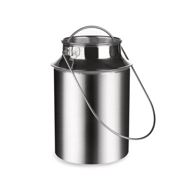 Milchkanne 3 Liter (Edelstahl)