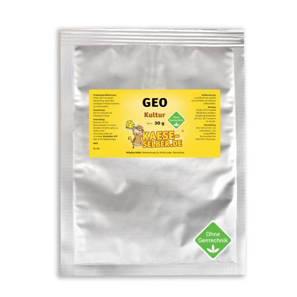 GEO Geotrichum Candidum