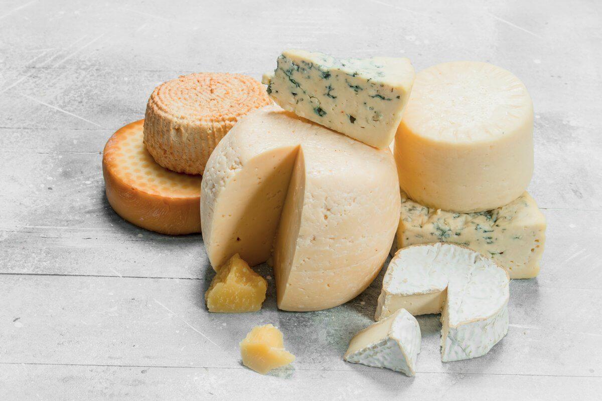 Käseformen – denn das Auge isst mit