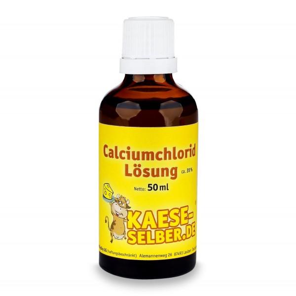 Calciumchlorid flüssig 50 ml - 35 %ige Lösung
