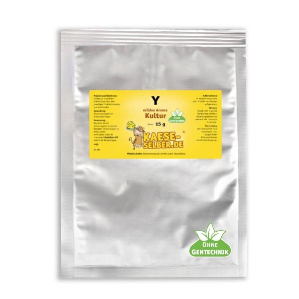 Y Joghurtkultur - mildes Aroma