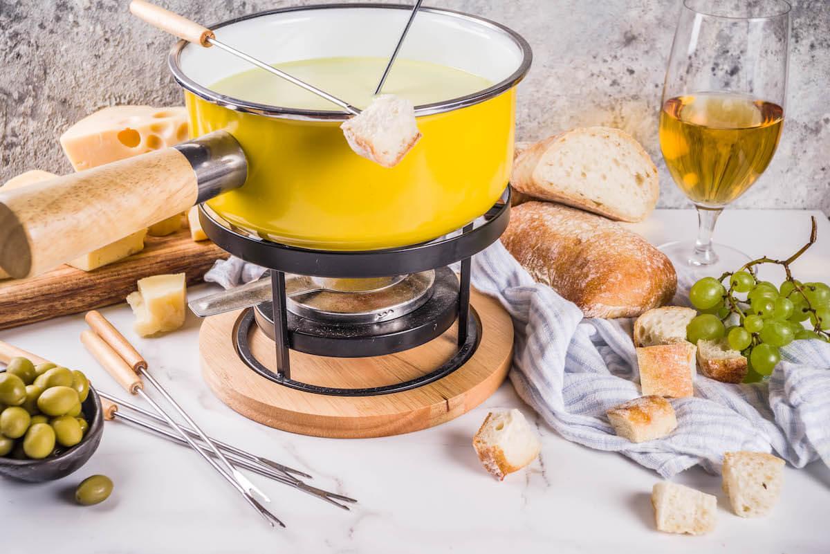 Käsefondue - so wird es zum Geschmackserlebnis!