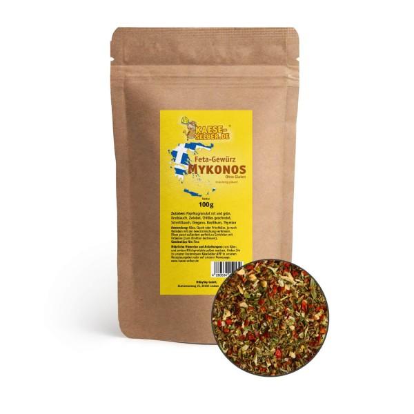 Feta-Gewürz Mykonos 100 g
